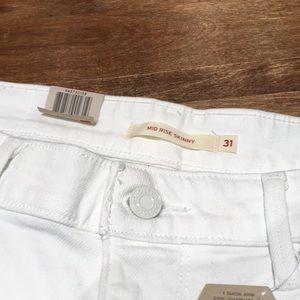 Levi's Jeans - Levi's mid rise skinny jeans